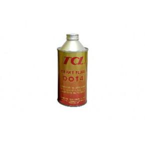 Жидкость тормозная TCL DOT4, 0,355л