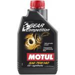 MOTUL Gear Competition LS 75W-140 1 L Трансмиссионное масло