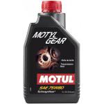 MOTUL MOTYLGEAR 75W80 1л.  (101154) (Трансмиссионное масло)