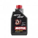 MOTUL MOTYLGEAR 75W90 Technosynt. 1л. Трансмиссионное масло