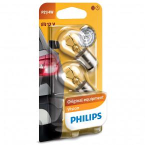 12594B2 Комплект ламп 12V P21/4W BAZ15d Philips