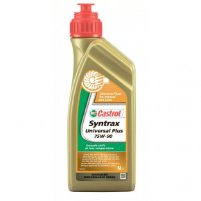 CASTROL Syntrax Universal Plus 75W-90 Трансмиссионное масло, 1 л