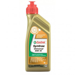 CASTROL Syntrax Universal 80W-90 Трансмиссионное масло, 1 л