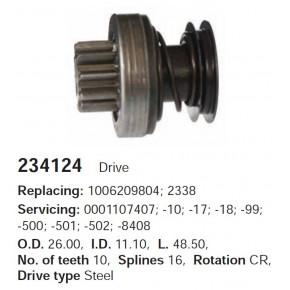 234124c_[1006209804] !бендикс Bosch Ford Focus/C-Max/Fiesta/Fusion 1.4/1.6 99>