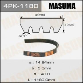 4PK1180 РЕМЕНЬ РУЧЕЙКОВЫЙ MASUMA