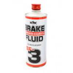 KYK BRAKE FLUID BF-3 / Тормозная жидкость (0,5л)
