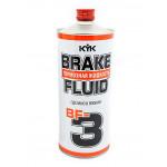 KYK BRAKE FLUID BF-3 / Тормозная жидкость (1л)