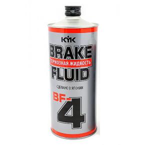 KYK BRAKE FLUID BF-4 / Тормозная жидкость (1л)