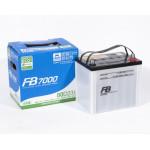 Аккумулятор FURUKAWA BATTERY FB 7000 80D23L Ёмкость 68 Ah, пусковой ток 660 А, 230x169x225