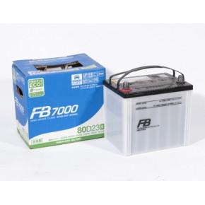 Аккумулятор FURUKAWA BATTERY FB 7000 80D23R Ёмкость 68 Ah, пусковой ток 660 А, 230x169x225 (РАСПРОДА