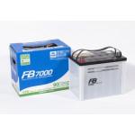 Аккумулятор FURUKAWA BATTERY FB7000 Ёмкость 73 Ah, пусковой ток 750 А, 257x170x225 (РАСПРОДАЖА!!)