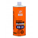 AUTOBACS ENGINE OIL FS 0W30 SN/GF-5+PAO / Моторное масло (1л)