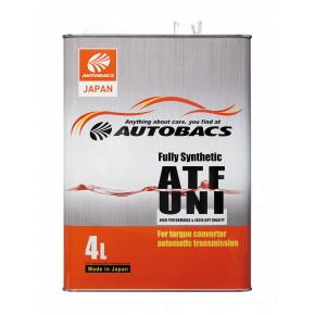 AUTOBACS ATF UNI FS / Масло трансмиссионное для АКПП (4л)