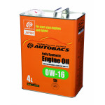 AUTOBACS ENGINE OIL FS 0W16 SN / Моторное масло (4л)