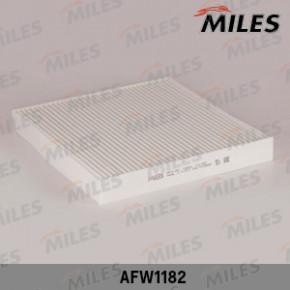 MILES AFW1182 Фильтр салона HONDA ACCORD 03-/CIVIC 06-/CR-V 07-