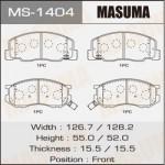 Колодки Masuma MS-1404