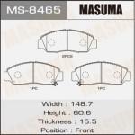 Колодки Masuma MS-8465